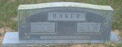 Leannah <i>Matheny</i> Baker