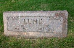 Jens <i>Andreas</i> Lund