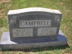 Mary Victoria <i>Green</i> Campbell