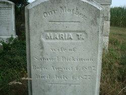 Maria Thomas <i>Goldsborough</i> Dickinson