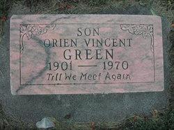 Orien Vincent Green