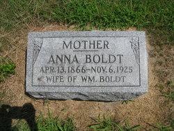 Anna C. <i>Schipman</i> Boldt