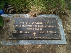 Wayne Aaron, Jr