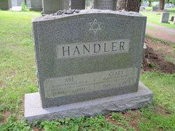 Abe Handler