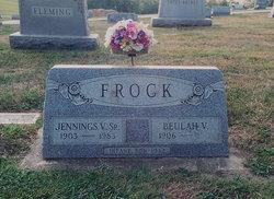 Jennings Veryel Jinks Frock, Sr