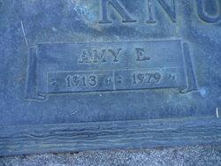 Amy E <i>Gilbert</i> Knutzen