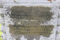 Mary Ellen <i>Kiser</i> Allen