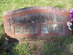 Leon E Gould