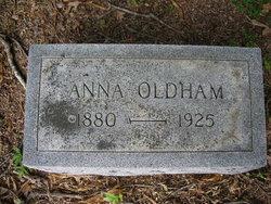 Anna Oldham