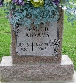 Grace D Abrams
