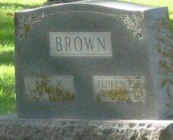 Florence Serale <i>Henton</i> Brown
