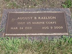 August Bernard Andrew Raelson