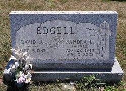 Sandra Lois <i>Witwer</i> Edgell