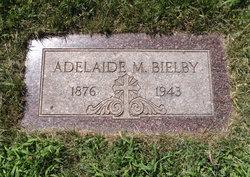 Adelaide M. Addie Bielby