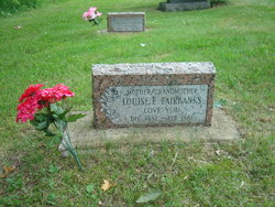 Louise E Fairbanks