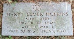 Harry Elmer Hopkins