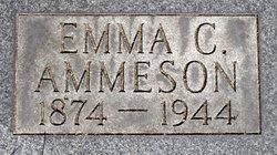 Emma C. <i>Wolgast</i> Ammeson
