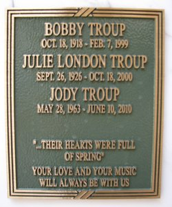 Jody Troup