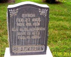 Byron Blackburn