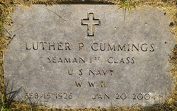 Luther Patrick Cummings