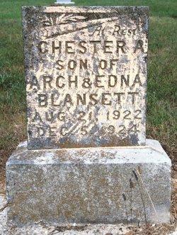 Chester A. Blansett