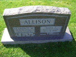 Sara Ellen <i>Timms</i> Allison