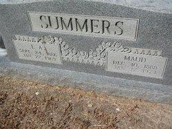 Maud <i>Bailey</i> Summers