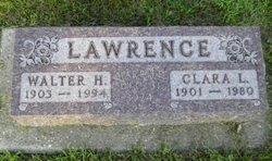 Clara Louise <i>Fischer</i> Lawrence