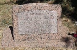 Jackie Ann Adams