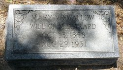 Mary Virginia <i>Swallow</i> Akard