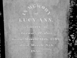 Lucy Ann <i>Oglesby</i> Redus