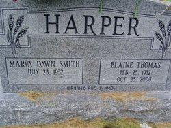 Blaine Thomas Harper