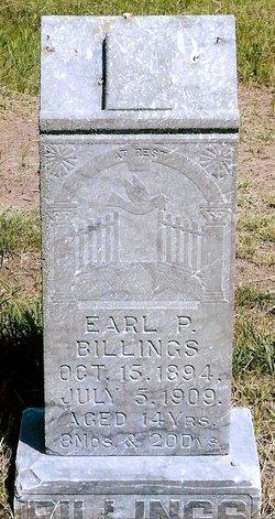 Earl P. Billings