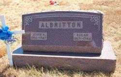 John A Albritton
