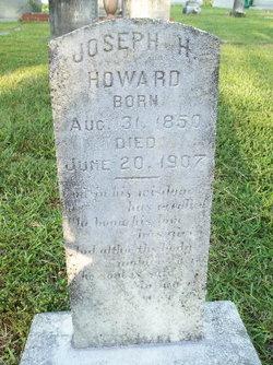 Joseph H Howard