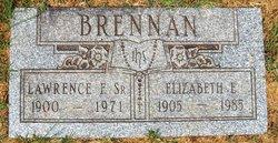 Elizabeth Evelyn <i>O'Brien</i> Brennan