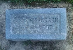 Henry Rushmore Packard