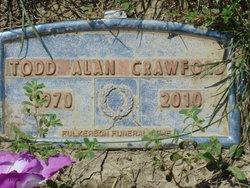Todd Alan Crawford