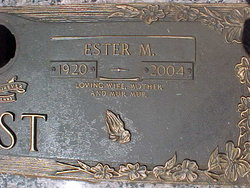 Ester Mae <i>Owen</i> Aust