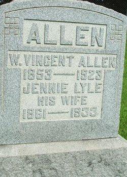 Janice Margaret Jennie <i>Lyle</i> Allen