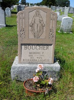 Roseanna <i>Lagasse</i> Boucher