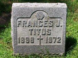 Frances Josphine Titus