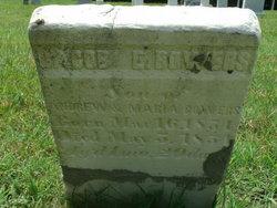 Jacob E. Bowers