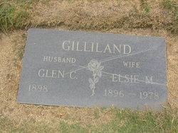 Elsie Marie <i>Philbin</i> Gilliland