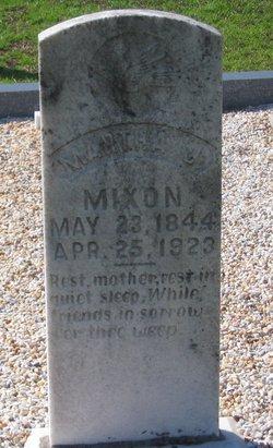 Martha Jane <i>Mayo</i> Mixon