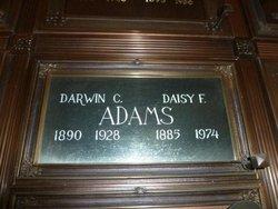 Darwin C Adams
