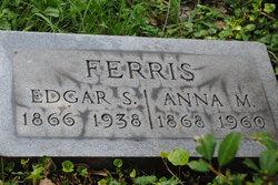 Dr Edgar Sargent Ferris