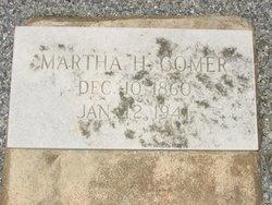 Martha Matilda <i>Hudson</i> Comer