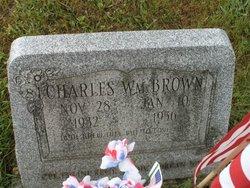 Charles William Brown
