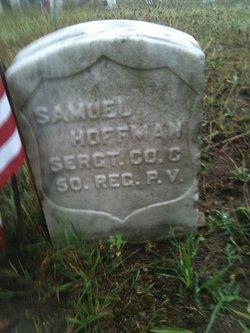 Sgt Samuel Hoffman